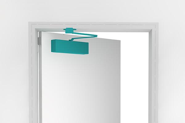 Parallel Mount automatic commercial door opener